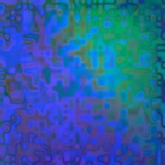 859 (MichaelTimmons) Tags: contemporaryart modernart fineart art digitalart artwork digitalpainting purple green blue lines curves