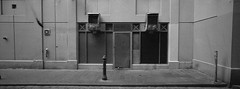 Melbourne CBD (@fotodudenz) Tags: hasselblad xpan film rangefinder 30mm ultra wide angle panorama panoramic 2019 35mm melbourne victoria australia kodak tmax tmz p3200
