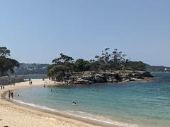 Rocky Point Island (koukat) Tags: sydney harbour water ferry balmoral beach australia view nsw green