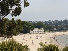 Bathers Pavillion (koukat) Tags: sydney harbour water ferry balmoral beach australia view nsw green bathers pavillion