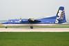 VLM Airlines - Fokker 50 - OO-VLN 'Spirit of Reenstar'