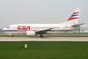 CSA (Czech Airlines) - Boeing 737-55S - OK-XGA 'Plzen'