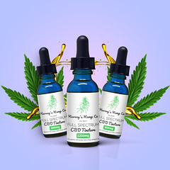 Full Spectrum CBD Tincture 3 Strength Label and 3D Mockup Design (Johnny_Designer) Tags: full spectrum cbd infused cannabis hemp extract oil tincture product label 3d mockup packaging design promotion harvey co madeonfiverr made fiver freelancer hire graphic designer