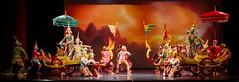 Khon (Bangkok, Thailand. Gustavo Thomas © 2019) (Gustavo Thomas) Tags: khon ramakien performance performers thailand bangkok actors performingarts epic theatre stage colour montage teatro arts show leicaq2