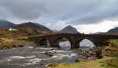 Sligachan Old Bridge 12-Nov-19 M_001 (gomo.images) Tags: 2019 country landscapes outdoors scotland scottishhighlands skye years