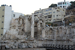 Amman's Nymphaeum (California Will) Tags: nymphaeum roman fountain ancient middleeast amman jordan