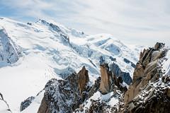 Mont-Blanc (musette thierry) Tags: musette thierry d800 28300mm paysage neige blanc montblanc laiguilledumidi été photographie falowme gurushots