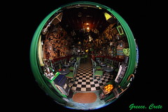 ταβέρνα (Сonstantine) Tags: ταβέρνα tavern greece crete retro photo pic fisheye
