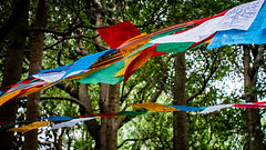 (seua_yai) Tags: northamerica california sanfrancisco thecity seuayai sanfrancisco2019 explore explored prayerflags tibetan buddhism