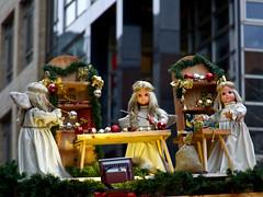 Weihnachtsengel (ingrid eulenfan) Tags: leipzig weihnachtsmarkt dekoration engel angel christmas weihnachtsdeko 18105mm xmas