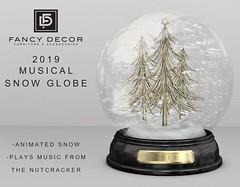 2019 Snow Globe @ C88 (fancydecorsl) Tags: sl second life fancy decor c88
