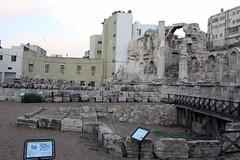 Second Century  Water Fountain (California Will) Tags: nymphaeum roman fountain ancient middleeast amman jordan