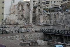 Nymphaeum at a Autumn Afternoon (California Will) Tags: nymphaeum roman fountain ancient middleeast amman jordan