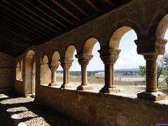Andaluz (santiagolopezpastor) Tags: españa espagne spain castilla castillayleón soria provinciadesoria medieval middleages iglesia church románico romanesque capitel capiteles pórtico porch