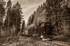 HSB 99-7240, Drei Annen Hohne (cellique) Tags: hsb 997240 harzerschmalspurbahnen harz eisenbahn zuge spoorwegen schmalspur smalspoor treinen dreiannenhohne brockenbahn train railway