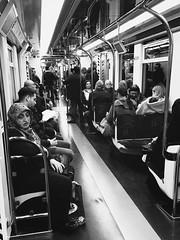İzmir Metro (o.imeci06) Tags: saturday black people crowd metro izmir