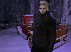 ⚜️ Call It Magic... (E.J.Q.) Tags: secondlife secondlifeavatar winter slwinter slavatar maleavatar deadwool theforestsl