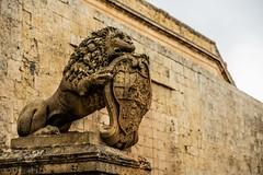 Cité de Mdina (uluqui) Tags: mdina cittànotabile limdina thesilentcity architecture malte malta vacance holiday wander wanderlust light