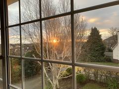 Photo of Wintry sunrise