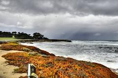 Storm (Doug Santo) Tags: storm seascape pacificgrove 17miledrive landscapephotography