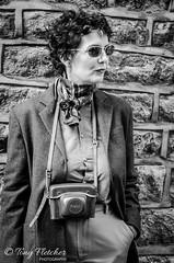 'RAILWAY IN WARTIME' (tonyfletcher) Tags: railwayinwartime2019 pickering1940s railwayinwartime nymr northyorkmoorsrailway tonyfletcher wwwtonyfletcherphotographycouk wwwwhitbygothscenecouk 1940sevent portraits 40s homefront ww2