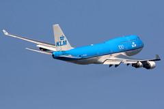 KLM | Boeing 747-400M | PH-BFI | Hong Kong International (Dennis HKG) Tags: klm kl holland netherlands aircraft airplane airport plane planespotting skyteam canon 7d 100400 hongkong cheklapkok vhhh hkg boeing 747 747400 boeing747 boeing747400 747400m boeing747400m combi phbfi