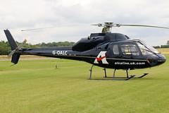 G-OALC (GH@BHD) Tags: goalc aerospatiale eurocopter as355 as355f2 twin squirrel aerospatialeas355f2twinsquirrel alkalineukltd turwestonairfield turweston helicopter chopper rotor aircraft aviation