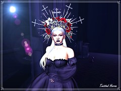 "♥ 007 .•°*""˜ Deliver Me From My Own Desires ˜""*°•. (TwistedHeron) Tags: second life secondlife sl secondlifephoto slphoto secondlifephotography slphotography maitreya genus backdropcity"