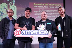 @america 9th Anniversary Your Today Your Future with US (@america) Tags: america 9th anniversary your today future with us