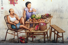 Wall Art In Chinatown Singapore 17 November 2019 (The McCorristons) Tags: singapore asia seasia november 2019 chinatown wallart wall art