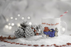 It's always time for coffee (aenee) Tags: aenee sigma105mm128dgmacrohsm nikond7100 mugswithwords smileonsaturday coffeemug koffiebeker bokeh pse14 20191207 dsc5677
