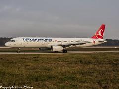 Turkish Airlines TC-JMI OMD (U. Heinze) Tags: aircraft airlines airways airplane planespotting plane olympus omd em1markii 12100mm eddv haj hannoverlangenhagenairporthaj flugzeug