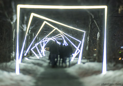 MCE_5453twistedreality1jsm (JayEssEmm) Tags: tower hill botanic garden boylston massachusetts night lights holiday christmas lensbaby edge80 edge 80