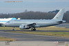 Hungarian Air Force 604 Airbus A319 NATO visitor London Stansted Airport 3 Dec 2019