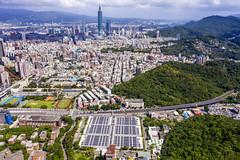 Taipei (Jennifer 真泥佛 * Taiwan) Tags: taipei taipei101 taiwan dji 空拍 信義區 大疆