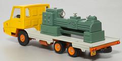 Atlas Dinky Toys No.569P Berliet Stradair Rear
