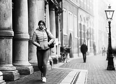 LeidenWalk (Peter M. Meijer) Tags: street strada strasse straat callejera holland netherlands people candid urban man woman sonya7iii sony85mm