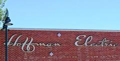 WY, Riverton-U.S. 26 Hoffman Electric Neon Sign