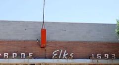 WY, Riverton-U.S. 26 BPOE Elks 1693 Neon Sign