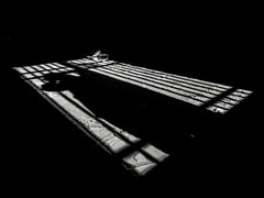 The hardest prison to escape is in your mind (Manosss (No Hype-Fi)) Tags: shadows prison mind dark moody black white blackwhite bw monochrome atmospheric jail creepy sanitarium phychology