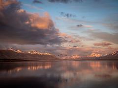 Ultima Esperanza Fjord at sunrise (fritz polesny) Tags: panasonicg9 patagonia purto natales chile ultima esperanza fjord