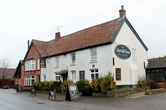 The Churchill Arms West Lavington Wiltshire UK (davidseall) Tags: the churchill arms west lavington wiltshire uk inn tavern bar public house houses gb british english village