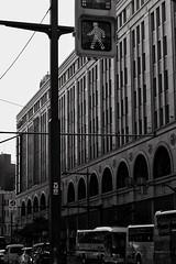 Asakusa (yoshiyoshi1986) Tags: スナップ photo japan 東京 bw モノクロ 白黒 ライカ snap matsuya architecture asakusa tokyo monochrome leicaclux leica