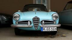 Alfa Romeo Giulietta Spider (vwcorrado89) Tags: alfa romeo giulietta spider pininfarina roadster cabrio cabriolet convertible