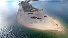 The Tip of Cape Cod and Long Point Lighthouse (Chris Seufert) Tags: capecod tip provincetown aerial drone newengland pilgrims