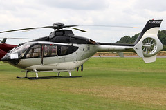 G-HOLM (GH@BHD) Tags: gholm eurocopter ec135 eurocopterec135t2 turwestonairfield turweston helicopter chopper rotor executive aircraft aviation