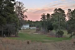 Mid Pines #18 from tee 594 (tewiespix) Tags: midpines southernpines pinehurst northcarolina donaldross chrisfranz golfcourse kyle franz