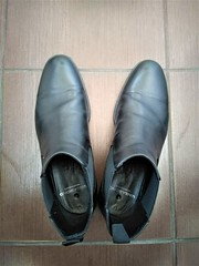 More boots 7 (Adam11051983) Tags: black boot boots chelsea feet foot footwear leather men mens shoe shoes