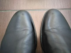 More boots 4 (Adam11051983) Tags: black boot boots chelsea feet foot footwear leather men mens shoe shoes