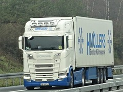 Scania S500 highline from Möllers Germany. (capelleaandenijssel) Tags: coehm767 truck trailer lorry camion lkw nextgen cooler reeferr